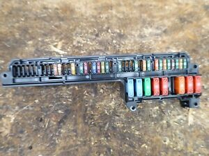 04-05 BMW E63 645Ci Power Distribution Fuse Box Junction OEM | eBay