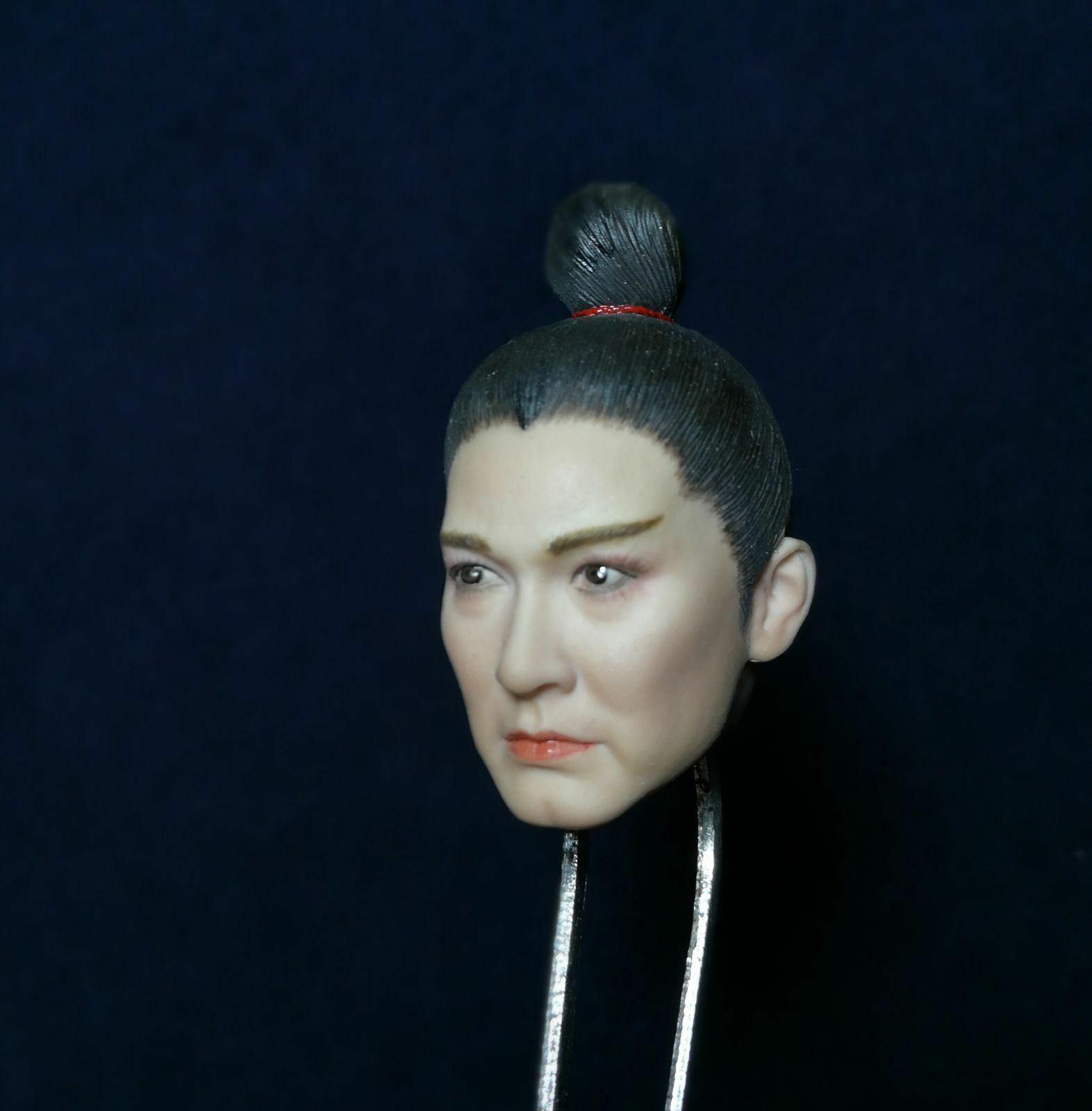 Bis 6 - skala qingxia lin frau kopf für 12  weiblichen figur körper