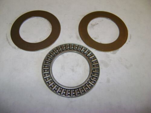 10 AXK3047 Thrust Needle Roller Bearings 30x47x2 mm With Washers A48