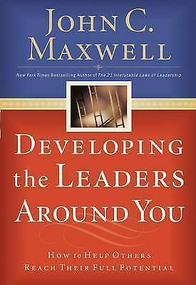 1 of 1 - Very Good, [Developing the Leaders Around You: How to Help Others Reach Their Fu