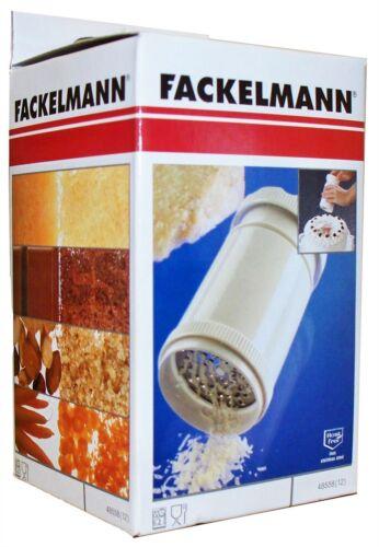 Probus//fackelmann alimentaire fromage chocolat écrou carotte multi râpe