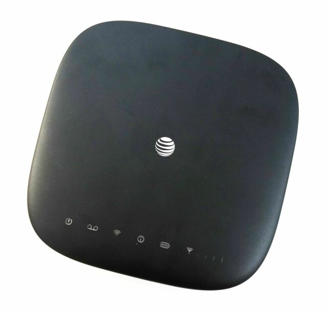 AT/&T Wireless Home Phone /& Internet Home Base ZTE Z700A WiFi+HotSpot