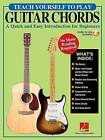 Gorenberg Teach Yourself to Play Guitar Chords Gtr Tab by Steve Gorenberg (Mixed media product, 2015)