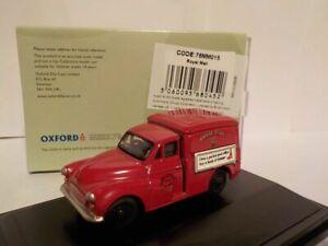 Model-Car-Morris-Minor-Royal-Mail-1-76-New