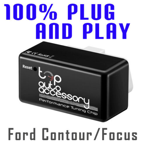 Performance Tuning Tuner Speed OBDII OBD2 OBD 2 Chip Module 4 Ford Contour Focus