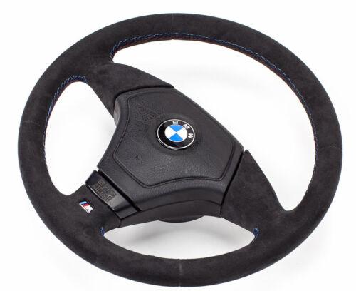 alcantara !!! Alcantara Lenkrad  BMW M3 E46 Steering Wheel mit Airbag  !!