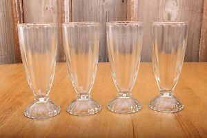 4-Glass-Ice-Cream-Cups-Glasses-Tall-Fluted-Sides