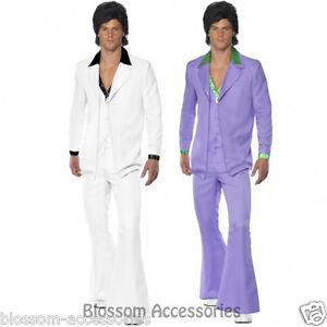 CL211-1970-039-S-Suit-Groovy-Dancer-Mens-Fancy-Dress-70s-Party-Retro-Costume-Disco