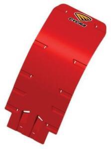 Cycra-Speed-Armor-High-Impact-Skid-Plate-Red-Fits-Honda-CRF450R-2005-2008