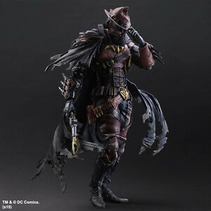 Dc Comics: batman Timeless Wild West Var.   Figurine d'action Arts Kai Square Enix