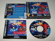 KEIO FLYING SQUADRON - Sega Mega CD - UK PAL - EXC COND - Boxed & Complete