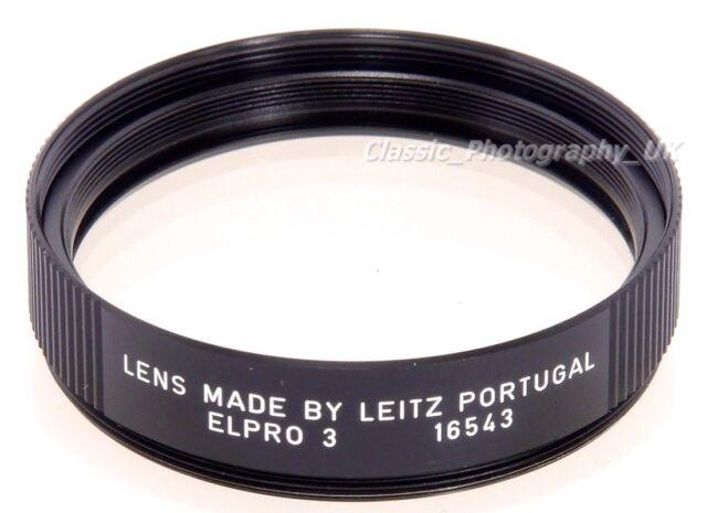 Elpro 3 / LEITZ 16543 55mm fit Summicron-R 2/50 E55 fit Close-Up / Macro Lens