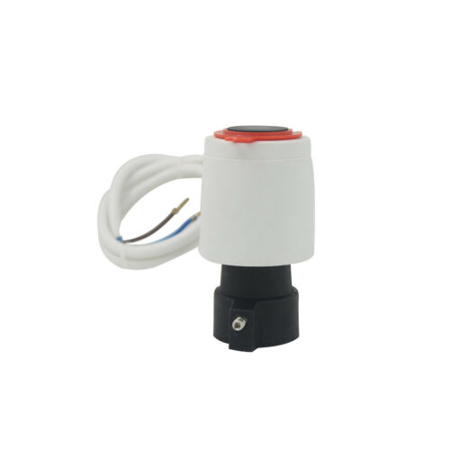 AC24v 230v NO NC electric thermal actuator for manifold radiantor underfloor