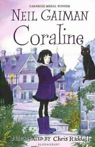 Coraline-by-Neil-Gaiman-9781408841754-Brand-New-Free-UK-Shipping