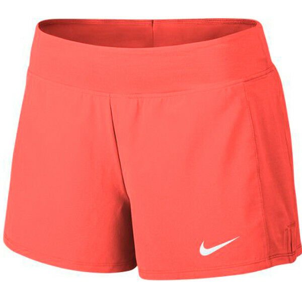Womens NIKE COURT FLEX PURE  2 in 1 Tennis Shorts Size XS    830626-877