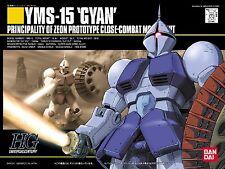 Gundam Unicorn 1/144 HGUC #002 YMS-15 Gyan HG Model Kit Bandai