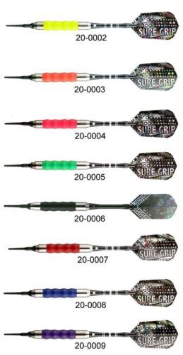 Red 18 gram NEW 20-0007 Viper Sure Grip Soft Tip Darts