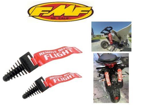 FMF 2 Stroke Wash Plug Exhaust Muffler Muddy Mud Dirt Grime Carwash Car-wash