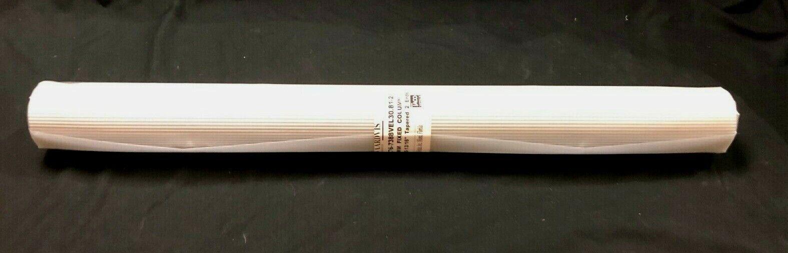 Taco zwaardvis Z76-7388VEL30.81-2 de Largoitud 76 mm de columna  de tabla de forma cónica doble  los nuevos estilos calientes