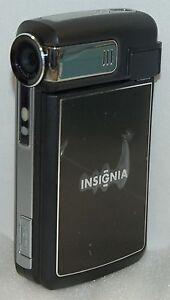 insignia ns dcc5hb09 high definition hd digital video camcorder 5 mp rh ebay com Insignia Camcorder NS-DV111080F Insignia Camcorder NS-DV720PBL2