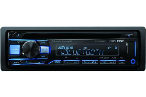 Alpine CDE-172BT CD Receiver with built in Bluetooth New CDE172BT