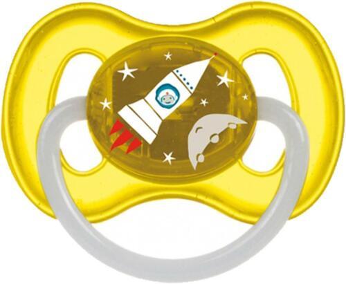 Mannequin Latex sucette tétine mamelon anneau de dentition bébé soothe 6-18 M BPA Free Canpol