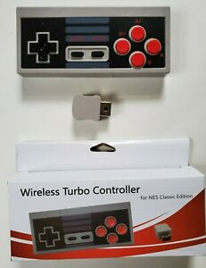 Nintendo NES Classic Video Game WIRELESS Remote Controller - FREE SHIPPING