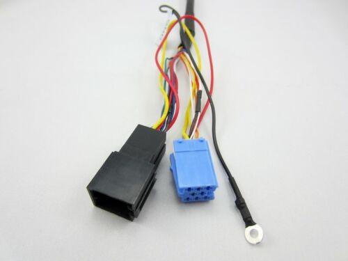 Bluetooth USB SD MP3 Adapter passend für SEAT Arosa MFD  Navi Aura