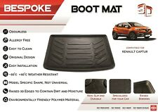 RENAULT CAPTUR 2014-2020 GENUINE TAILORED BOOTLINER//TRUNKLINER 8201521216