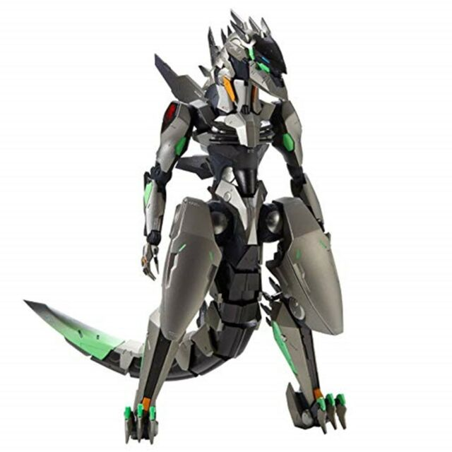 NEW RIOBOT NERV SHIRYU vs G exclusive Battle Arms Figure Godzilla EVANGELION F//S