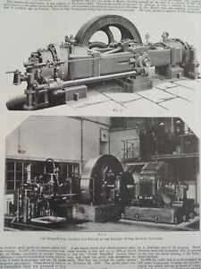 image is loading gas-driven-power-engine-machinery-steam-punk-industrial-
