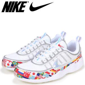 8772c9c04ee6 Nike Zoom Spiridon 16 NIC QS White Iridescent MultiColor One World ...