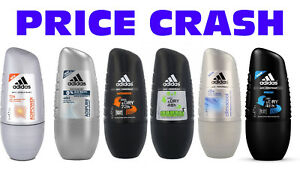 Details about ADIDAS ROLL ON ANTI PERSPIRANT DEODORANT AdiPure,AdiPower,Climacool 50ML Unisex