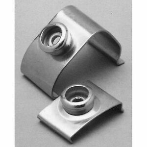 7/8 in. Stainless Steel Windshield Mount Snap Fastener