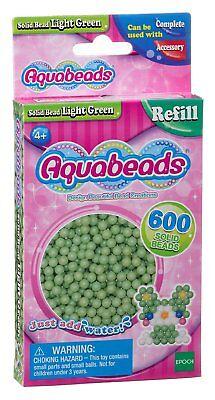 Bügelbilder Realistisch Aquabeads Perlen Hell-grün Hell Grün 32538 Neu Bügelperlen Basteln & Kreativität