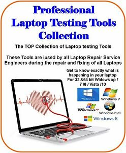 Professional Engineer Laptop Testing Tools Easy Use Test your Computer Must Have