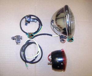 6 volt mini bike light kit 1 fox speedway bonanza boonie bike ruppimage is loading 6 volt mini bike light kit 1 fox
