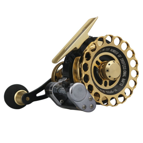 Rotating Reel 10 1 Ball Bearings 2.6 1 Salt Freshwater Fishing reel Supplies