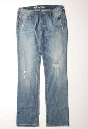 Bullhead Jeans Sunset Straight 7