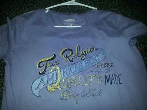 Religion Shirt 887150053717 Ou True Nwt Taille Strass Xs Femmes Petit qT5wz