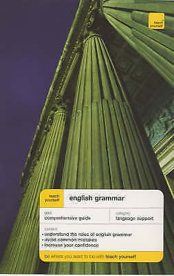 Teach Yourself English Grammar New Edition (TYER), Ron Simpson, Very Good Book