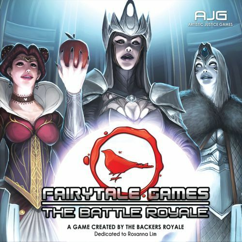 Fairytale Games  The Battle Royale, Boardgame, New by Artistic Justice Games