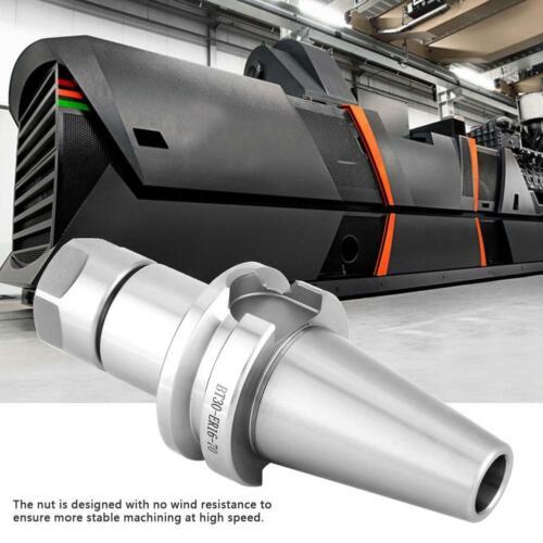 BT30-ER16-70 Spannzangenfutter Fräserspannfutter Spannzangenaufnahmen StahlCNC ♡