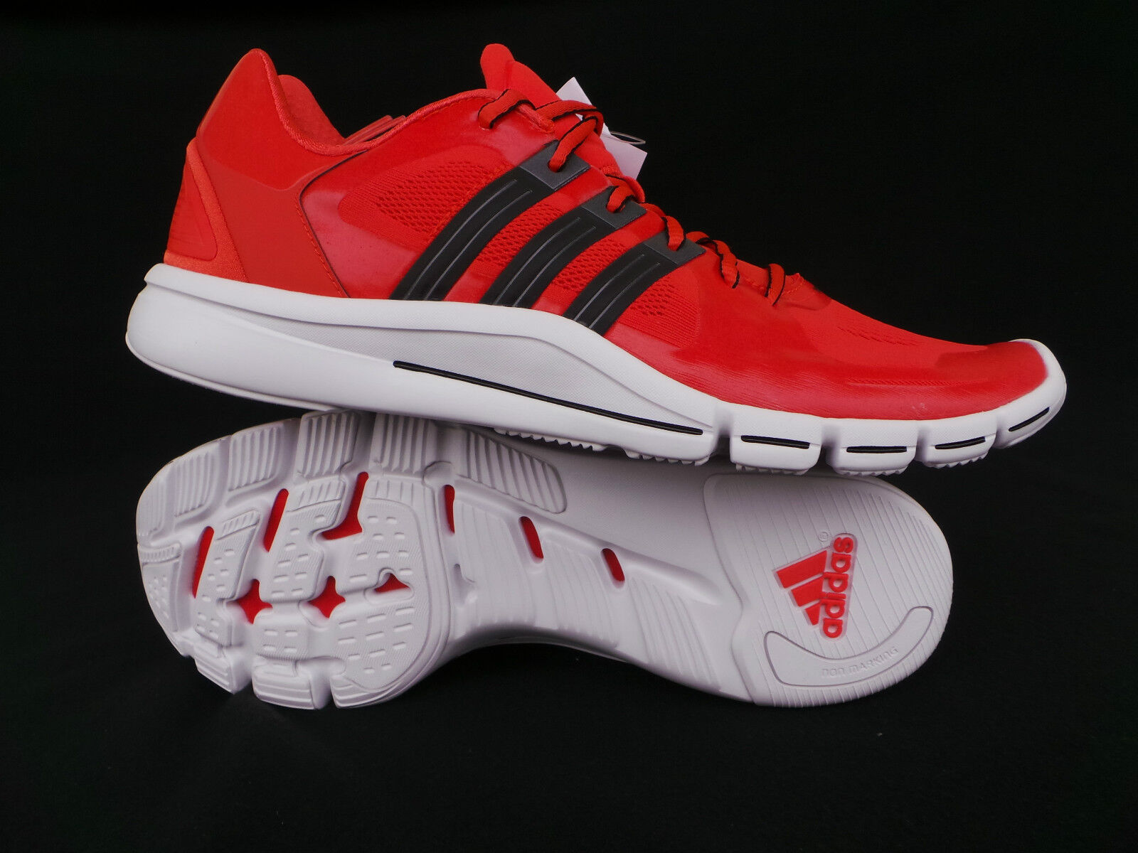 Adidas Adipure Herren Turnschuhe Turn SCHUH JOGGING LAUF Fitness Gr 45 1 3 46 2 3