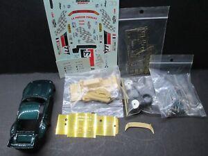 Kit-Bausatz-1-43-Porsche-911-GT2-EVO-LM-1997-Grunmetallic-Renaissance-n-BBR-MR