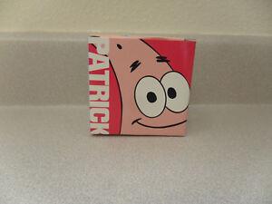 Details about sponge bob - Patrick Burger King BK Club Figures
