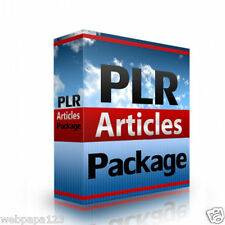 300K PLR ARTICLES + 2000 EBOOKS + 650 NICHES! FREE SHIPPING ALL RESELL RIGHTS!