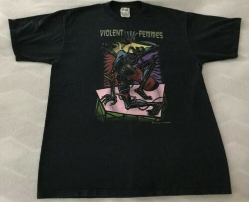 Vintage Violent Femmes 1994 Concert T-Shirt Men's