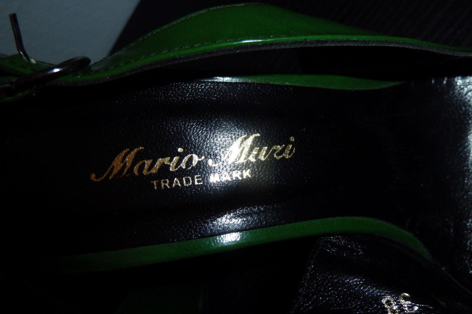 Sexy High Heel, Pumps, Absatz Schuh, Schuh, Absatz von Mario Muzi - Größe 38  - 11 cm Absatz - 135779