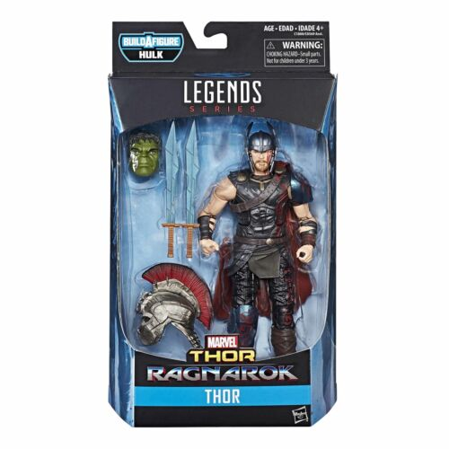"Marvel Legends BAF Series 6/"" Figure *FREE DELIVERY Thor Ragnarok Hulk - Thor"